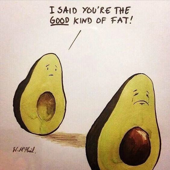 dobre maščobe