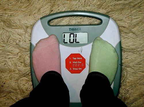 kako shujšati prvi kilogram z lchf